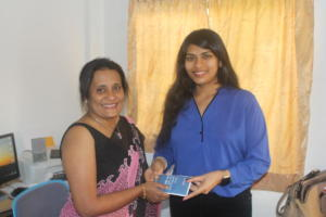 Ceylon School For Deaf & Blind Donation